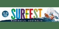 burton automotive group sponsors surfest newcastle as major sponsor